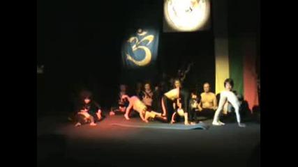 Йога с деца