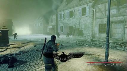Малко почистване | Sniper Elite Nazi Zombie Army