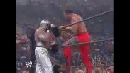 Summerslam 2007 Chavo Guerrero Vs Rey Myst