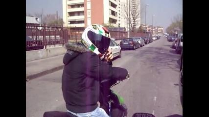 Веско Се Вози С Моторчето