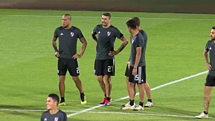 UAE: River Plate train ahead of FIFA Club World Cup clash against Al-Ain