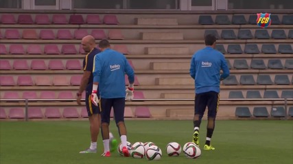 Final training session before Spanish Super Cup (1)