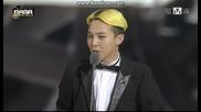 • G-dragon - Coup D'etat - 2013 Mnet Asian Music Awards 131122 - Nissan Juke Best Music Video •