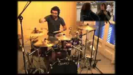 Vadrum Vs Tenacious D (drum Video).mp4