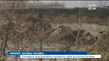 Пазарджик е пред бедствено положение, може да остане без вода - Новините на Нова