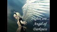 • Бг превод • Nightcore - Angel of Darkness