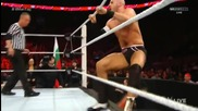 Wwe Monday Night Raw 2015.07.20 Cena, Orton and Cesaro vs Sheamus, Owens and Rusev