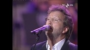 Eric Clapton & Luciano Pavarotti ~ Holy mother