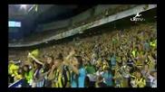 Такова нещо не сте виждали! 41 000 жени гледаха мач на Фенербахче !