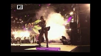 Lady Gaga - lovegame - live - isle of Mtv