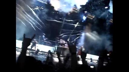 koncerta na Rammstein - v sofiq