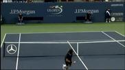 Най добрата точка печелена някога на тенис