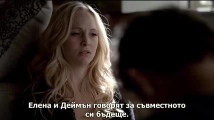Дневниците на Вампира сезон 6 епизод 19 / The Vampire Diaries season 6 episode 19 bg sub