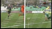 Черно Море 0:3 Литекс ( 22.11.2014 )