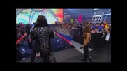 Wwe Wrestlemania 27 Snocki and Trish Stratus and John Morrison vs Lay Cool and Dolph Ziggler 2011
