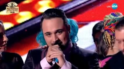 Иван Димитров напуска шоуто - X Factor Live (12.11.2017)