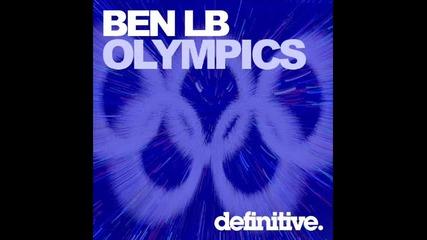 Ben Lb - Olympics (original Mix)