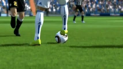 Финтове на Fifa 2011