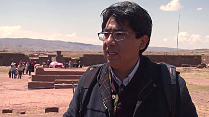 Bolivia: Archaelogists discover pre-Hispanic vessels at Tiwanaku ruins