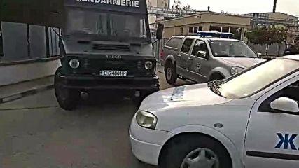 Окупацията на Винпром Карнобат