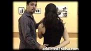 Salsa Dance  - Урок № 19 - The DPS Lock Combo