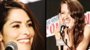 Sarah Shahi & Amy Acker - Thats what friends are for
