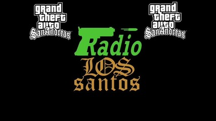Comptons Most Wanted - Hood Took Me Under - Radio Los Santos