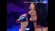 Andreana Cekic - Oprostajna vecera (Zvezde Granda 2010_2011 - Emisija 4 - 23.10.2010)