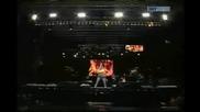 Dulce Maria cantando Fuego em Los Angeles