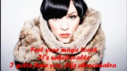 New! Tекст + Превод! Jessie J - Abracadabra (official song) H Q
