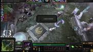 Полуфинал: ChinaFanBoys срещу Adrenaline Rush в Gunnar Challenge - игра 1