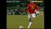 Cristiano Ronaldo Laser Distraction Against Lyon