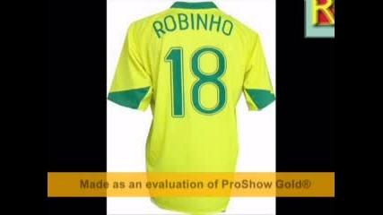 Най - Добрите Футболисти На Бразилия