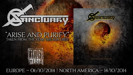 Sanctuary - Arise And Purify