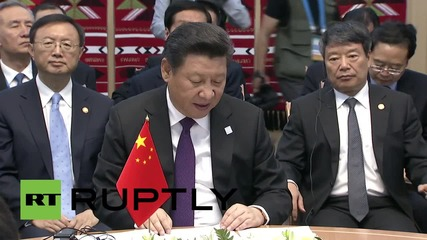 Russia: Putin touts economic corridor with China and Mongolia at BRICS summit