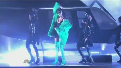 Rihanna - Bitch Better Have My Money - live @ Iheart Radio Music Awards ( 29.03.15 )