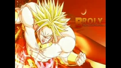 dbz broly legendary saiyan the invisibles