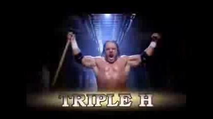 King Booker Vs Triple H - Summerslam Promo