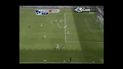 Блекбърн - Арсенал 1:2 Репортаж