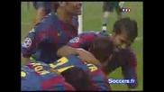 Barcelona - Arsenal - Гол На Белети