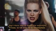 New! Exit Eden - Unfaithful ( Rihanna Cover)( Официално видео) превод & текст