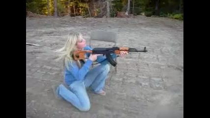 Strelba s -ak 47