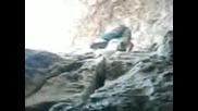 Излизане от Пещерата Зандана
