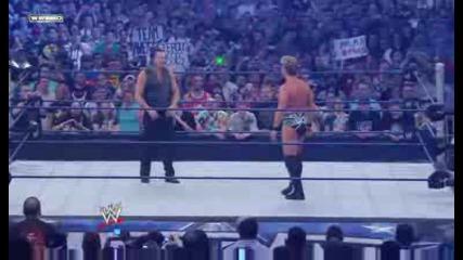 Wrestlemania 25 Cris Jerico vs Wwe Legends 2/2 (hq)