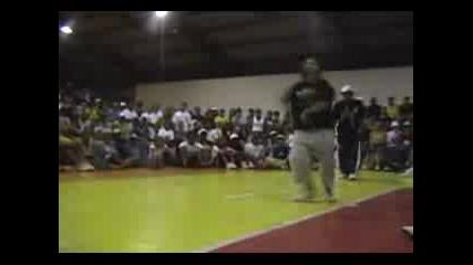 Hiphop Dance Battle