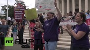 """USA: """"Not just gay... ecstatic!"""" DC celebrates same-sex marriage decision"""