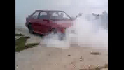 Chernozemen - Ford Escort Xr3