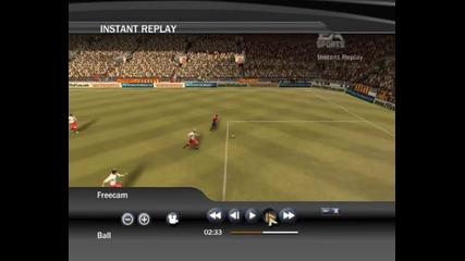 My Top 5 Goal in Fifa 07 #1