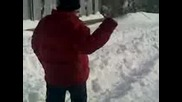 Идиоти в снега 2
