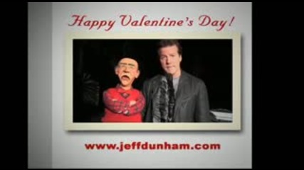 jeff dunham - Свети Валентин video